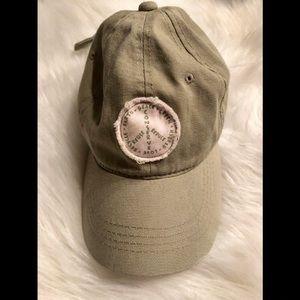 Peace Love Earth CAP